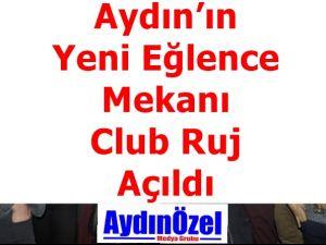 Club Ruj Açıldı