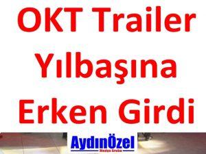 OKT Trailer Akarsu Park'ta Yılbaşı Yemeği Verdi