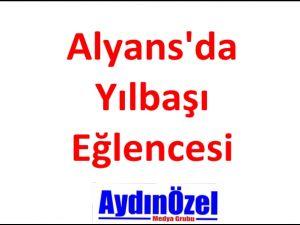 Alyans'ta Yılbaşı Eğlencesi
