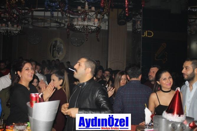 Club Gece'de Yılbaşı Eğlencesi galerisi resim 1