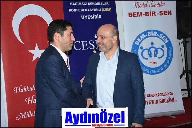 BemBir-Sen İbrahim KERESTECİ Basın Ödülleri galerisi resim 1