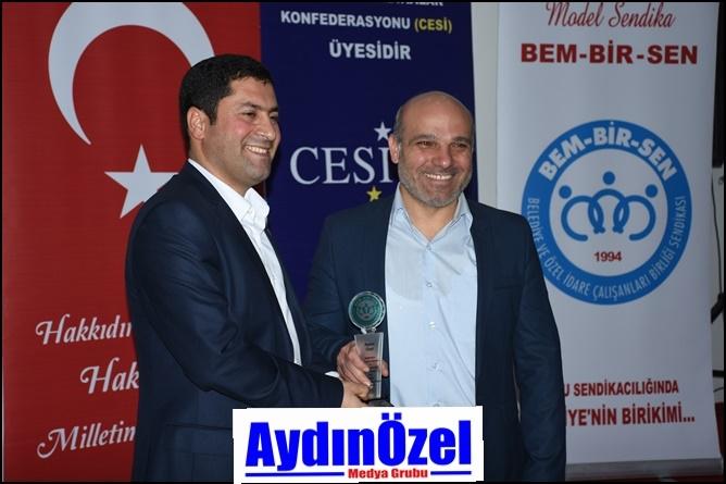 BemBir-Sen İbrahim KERESTECİ Basın Ödülleri galerisi resim 2
