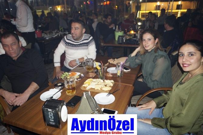 Kuzeytepe Atlıspor Kulübünde Bir Gece galerisi resim 1