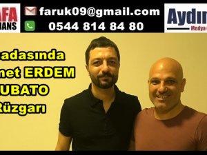 Kuşadasında Mehmet ERDEM ve RUBATO Rüzgarı