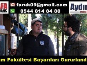 ADÜ Türkiyeyi Dünyada Temsil Ediyor