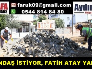 VATANDAŞ İSTİYOR, EFELER BELEDİYESİ YAPIYOR