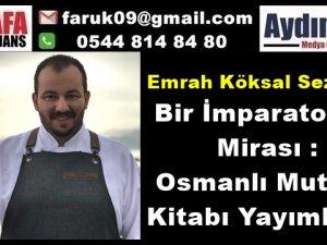 Emrah Köksal SEZGİN'in Yeni Kitabı Yayımlandı