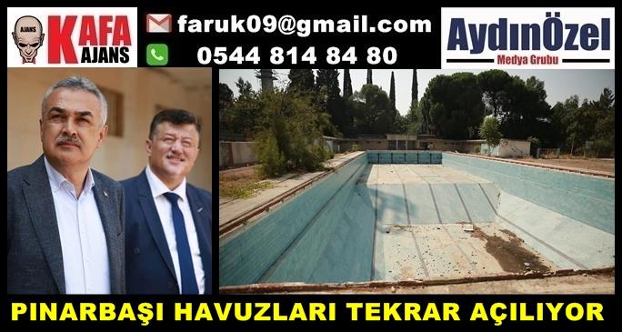 Mustafa SAVAŞ'tan Havuz Hamlesi
