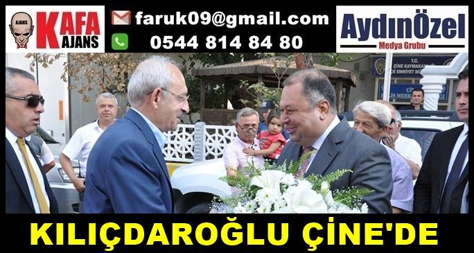 CHP LİDERİ KILIÇDAROĞLU ÇİNE'DE
