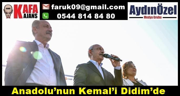Anadolu'nun Kemal'i Didim'de