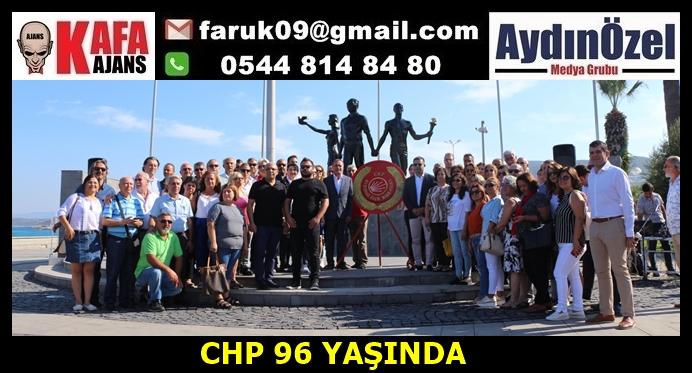CHP 96 YAŞINDA