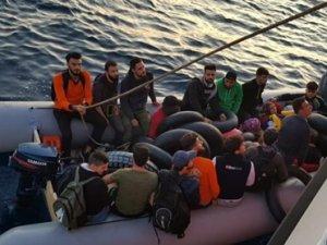 Didim'de 61 Düzensiz Göçmen Yakalandı