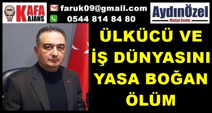 AYSİAD Başkanı Mustafa TACİR Hayatını Kaybetti