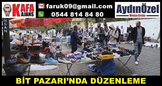 BİT PAZARI'NDA DÜZENLEME