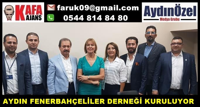 Aydın Fenerbahçeliler Derneği Kuruluyor