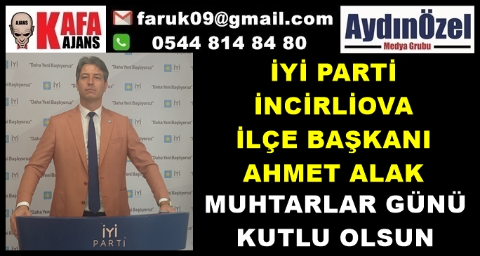 Başkan Ahmet ALAK Muhtarlar Gününü Unutmadı