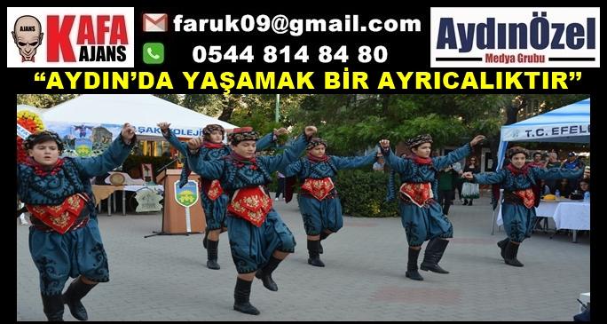 """""""AYDIN'DA YAŞAMAK BİR AYRICALIKTIR''"""