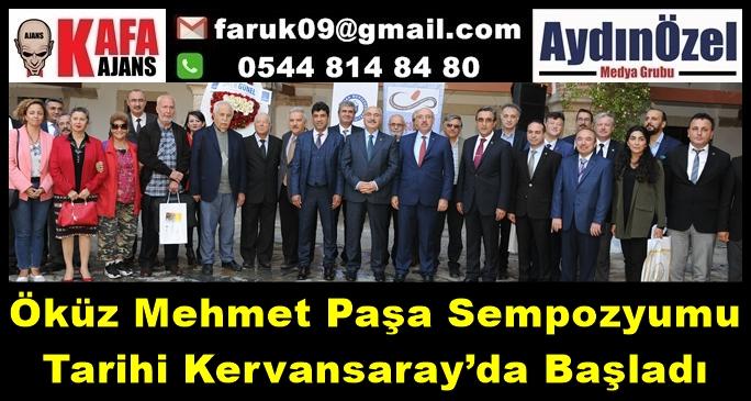 Öküz Mehmet Paşa Sempozyumu Başladı