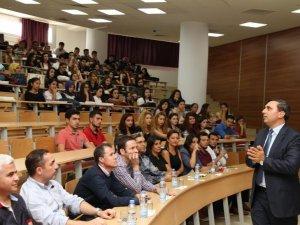 İktisat Fakültesi Öğrencilerine Oryantasyon Programı