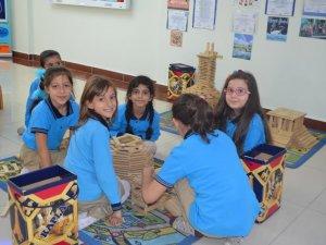 Aydın İsabet Okulları Akıl Oyunlarına Önem Veriyor