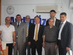 Saadet Partisi Aydın Milletvekili Adayları İle Röportaj