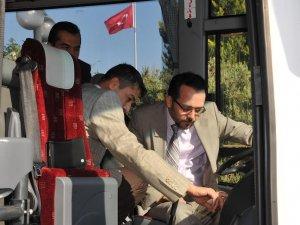 Adnan Menderes Üniversitesi Araç Filosu Büyüyor