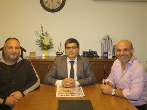 CHP Kuşadası İlçe Başkan Adayı Nail ÖZAZMAN Röportajı
