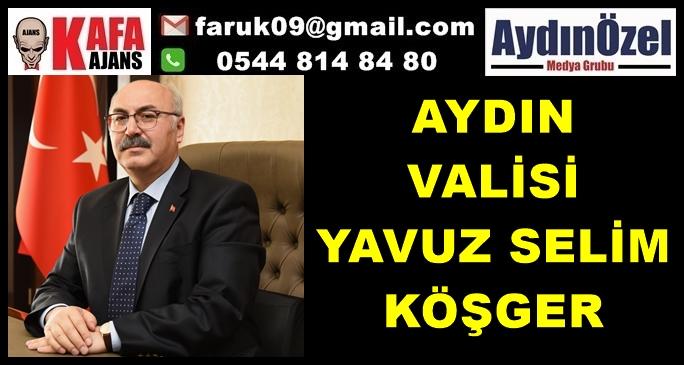 Aydın Valisi Yavuz Selim KÖŞGER'den İŞKUR açıklaması.
