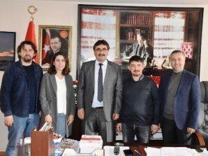 Tarihi Konuk Evi için Karacasu Belediyesi İle Protol İmzalandı