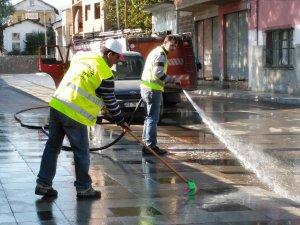 Germencik Belediyesi Temizlik Çalışmalarını Genişletiyor