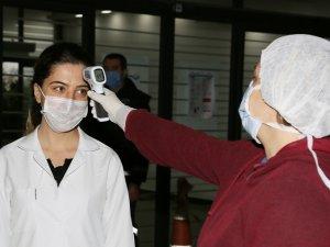 ADÜ Hastanesi Korana Virüse Karşı Aldığı Tedbirleri Sürdürüyor