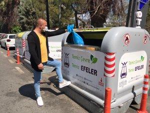 Efeler'de Çöp Konteynerleri Yenileniyor