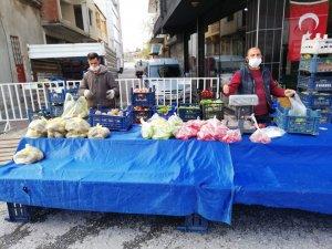 GERMENCİK BELEDİYESİ'NDEN HALK PAZARLARINA SIKI DENETİM