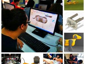 Bahçeşehir Koleji'nden Bilgisayar Destekli Tasarım Sertifika Programı