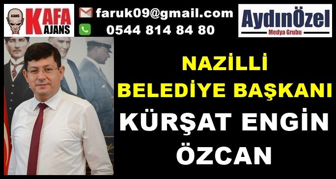 Başkan Özcan'dan 'su ayak izinizi ölçün' mesajı