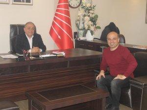 CHP Aydın İl Başkanı Hikmet SAATÇİ İle Röportaj +