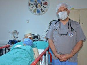 Kalp Pili Takılan 93 Yaşındaki Hasta Sağlığına Kavuştu