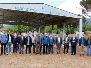 """Ödemiş Belediyesi'nden erik ve kiraz üreticisine destek """"Mendegüme Toptan Erik ve Kiraz Pazarı"""" 1 Haziran'da açılıyor"""
