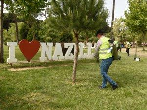 Nazilli Belediyesi koronavirüs ile mücadele çalışmalarına hız verdi