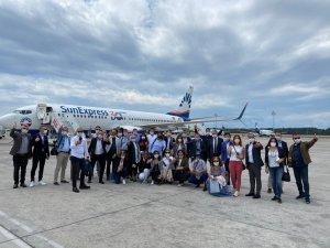 Sunexpress Seyahat Kısıtlamasından Sonra İzmir'den İlk Uçuş Düzenleyen Havayolu Şirketi Oldu