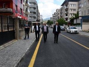 Başkan Tuncel'den, Özlem Başkan'a Teşekkür