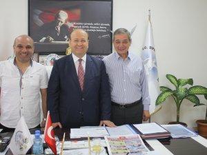 Efeler Belediye Başkanı Mesut ÖZAKÇAN Röportajı +