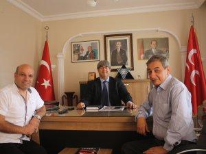 MHP İncirliova İlçe Başkanı Ali ŞAHİN Röportajı +