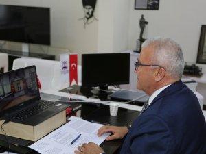 Başkan Atay, CHP Lideri Kemal Kılıçdaroğlu ile Görüştü