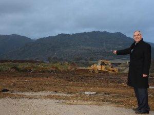 Belediye Başkanı Gürşat Kale Çöplere savaş açtı