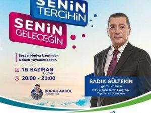 Torbalı Belediyesi online YKS konferansı