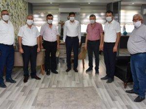 """Başkan Özcan: """"ÖNCE KENDİ İNSANIMIZ KAZANSIN"""