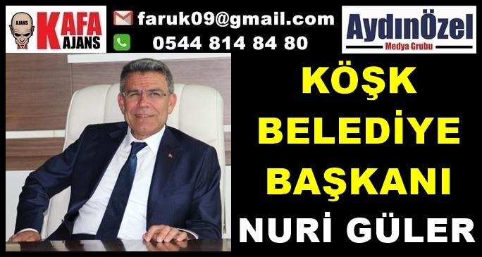 Başkan Nuri Güler'den Kurban Bayramı mesajı