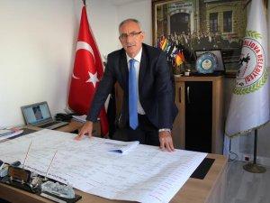 İncirliova Başkanı Gürşat Kale 2016 hizmet yılı olacak