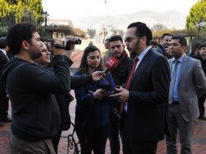 ADÜ Bayırbucak Türkmenlerine Yardım Tırı Gönderdi